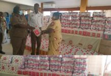 Fire Service Ladies Association Supports Gnfs