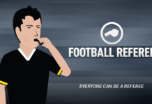 Football Referee Update