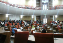 Gambia Parliament