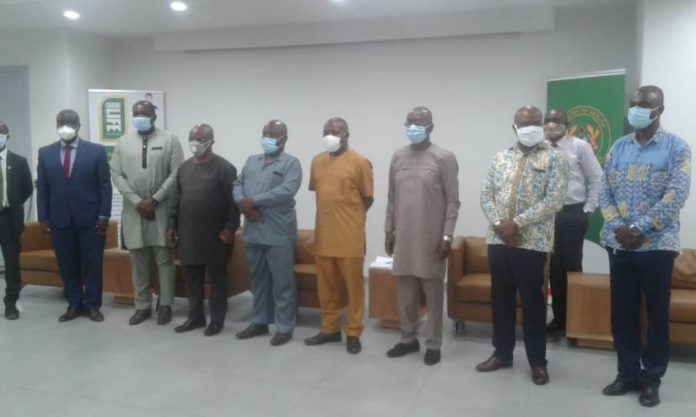 Ghana Atomic Energy Hands Over Equipment To Moh