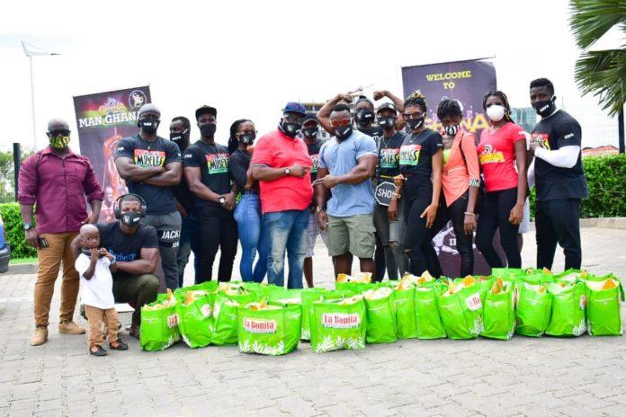 Ghana Bodybuilding And Fitness Association