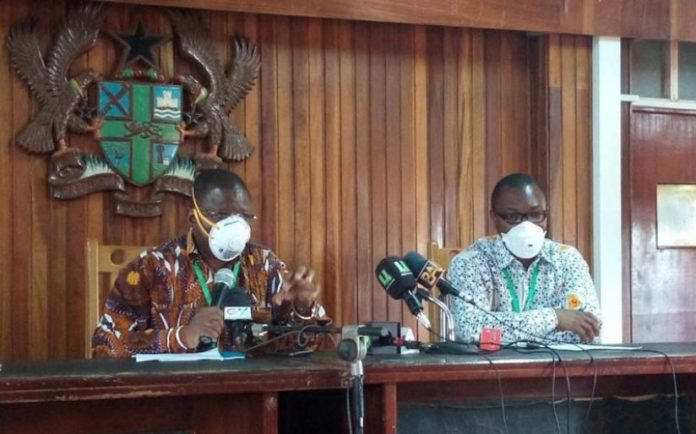 Ghs Quarantines Covid Suspects