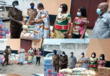 Gncci President Donates To Nsawam Prison