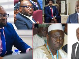 Good News All Six Ghanaians Maintained On Caf Updated Standing Committees X