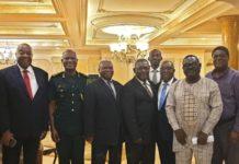 Accra Great Olympics new Board