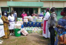 Health Donation Church