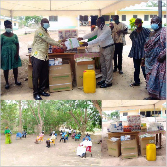 Health Fodome Donation