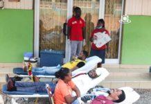 Icgc Kharis Temple Donates To National Blood Service