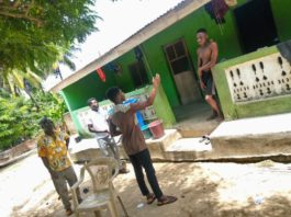 Suhum MP trains youth on COVID-19