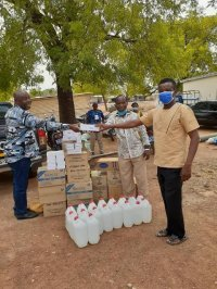 Kassena Nankana Group Supports Communities Against Covid