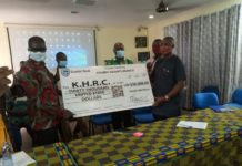 Khrc Gets Us Dollars To Procure Machine For Covid Testing