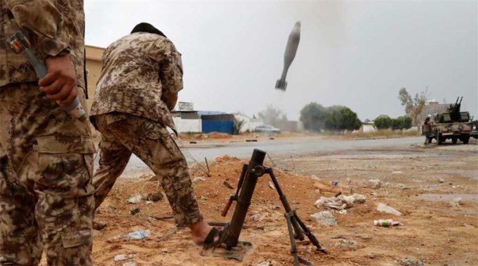 Libya Sun Backedgovtrefusestostopmilitaryaction