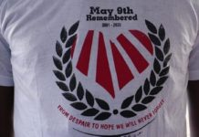 May 9th Remembered Foundation