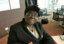 Madam Aba Oppong A Human Rights Activist