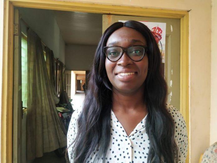 Madam Rhema Andah Programmes Assistant Alliance For Reproductive Health Rights Arhr