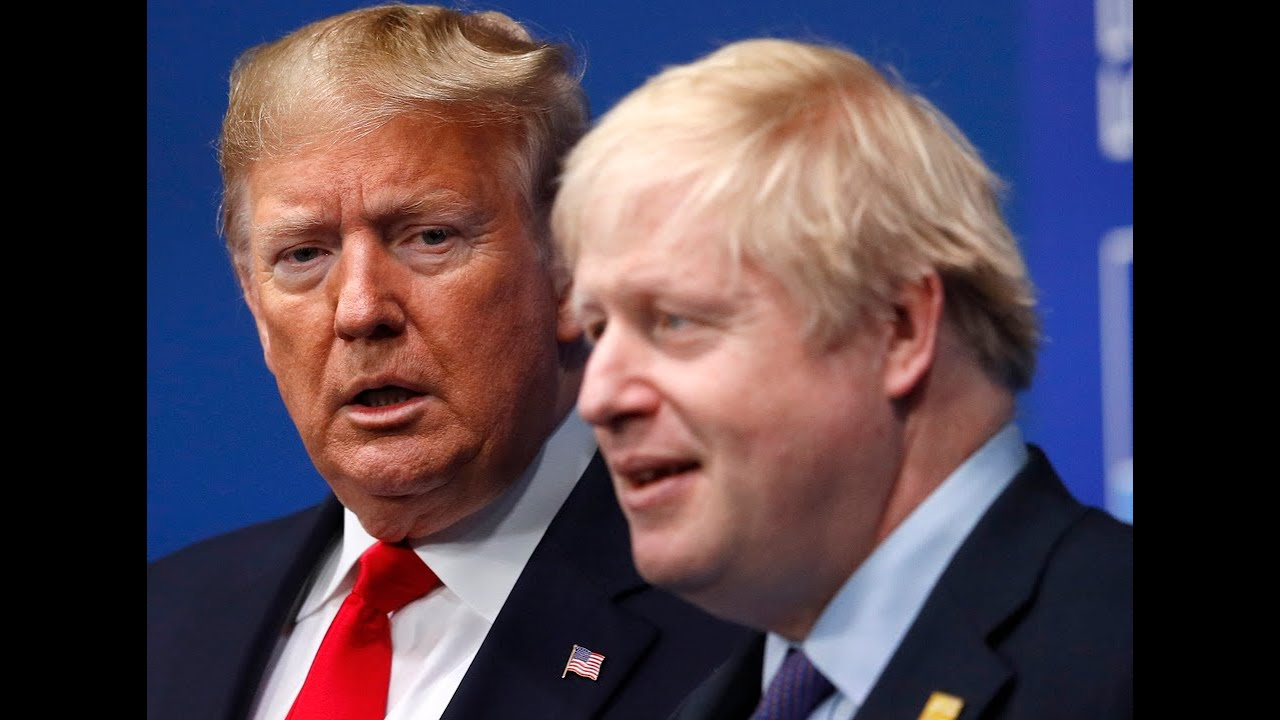 UK expert sceptical about chances of substantial UK-U.S. trade deal in near future
