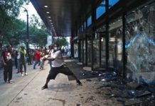Minneapolis Rebellion After George Floyd Police Killing