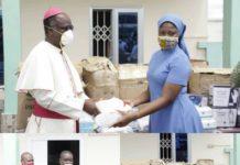 Most Reverend Emmanuel Kofi Fianu