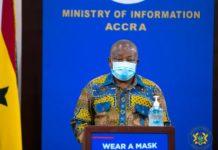 Mr Kwaku Agyeman Manu Minister Of Health