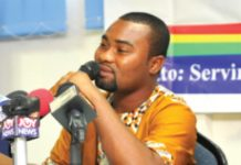 Mr Razak Kojo Opoku Founder And President Of The Cvm