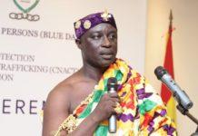 Nana Ayimedu Obrempong Iii Krontihene Of Adjena