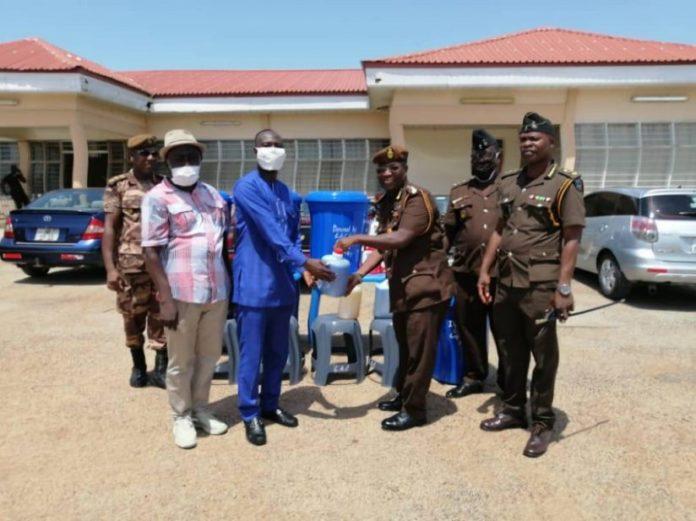 Oguaa Caci Donates To Ankaful Inmates