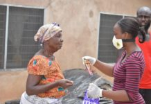 Rebekah Awuah Foundation Donates Ppe To Abirew And Akropong