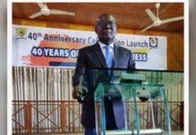Reverend Dominic Owusu