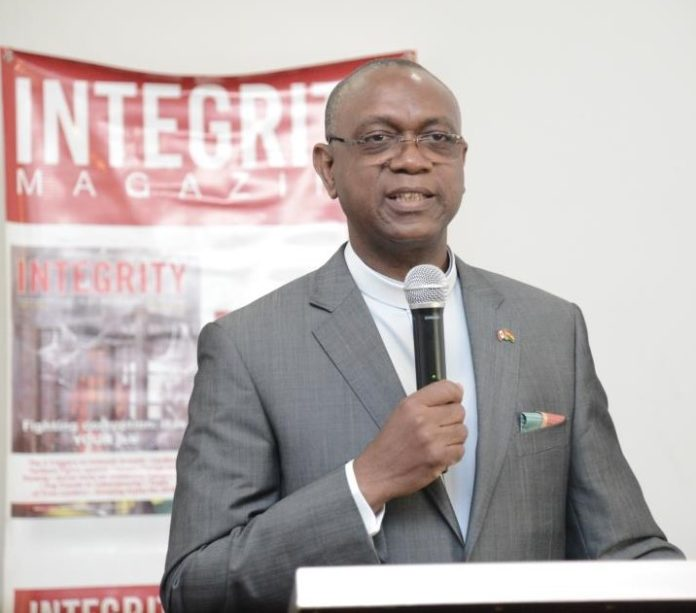 Reverend Kennedy Okosun Executive Chairman Of Krif Ghana Limited