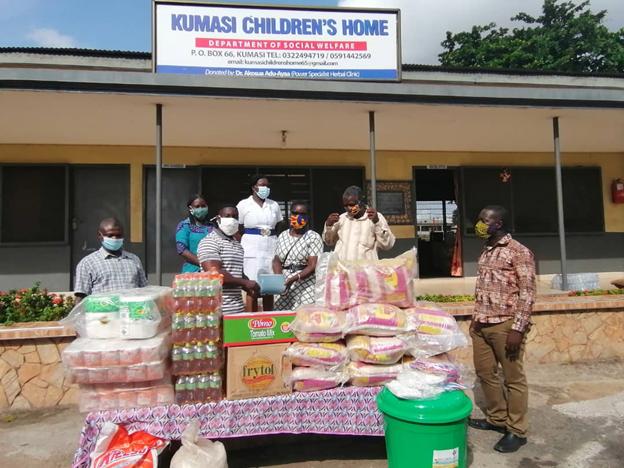 Social Donation Home