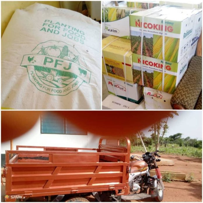 Social Fertilizer Smuggling