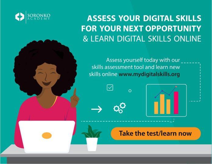 Digital Skills Assessment Tool