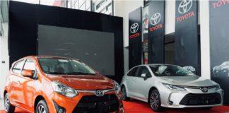 Toyota Launch