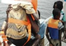 Trafficked Children
