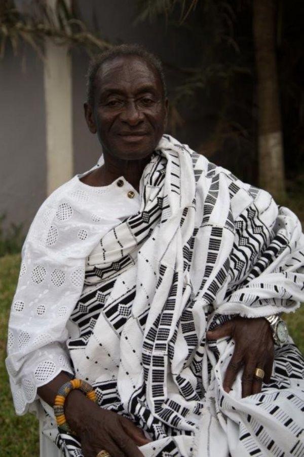 Tribute to Akyeamehene Opare Dabietey