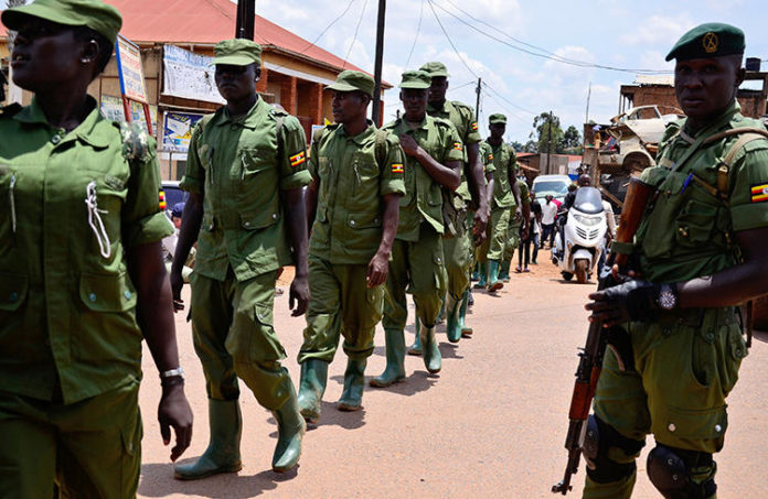 Uganda Military