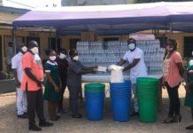 Vaob Foundation Donates To Accra Psychiatric Hospital