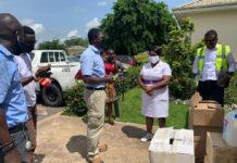 Zen Petroleum Donates To Tarkwa Municipal Hospital