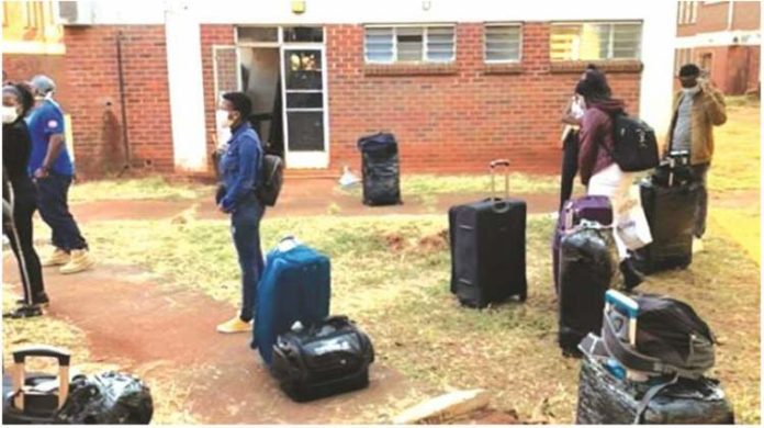 Zimbabwe Returnees