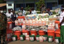 Actionplus Foundation Donates Ppes To Schools