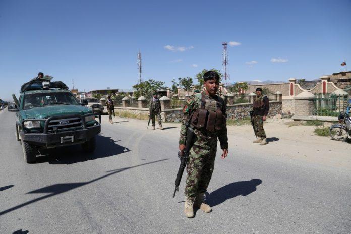 Afghan Security Force