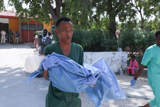 At Least Killed In Somalia Roadside Blast