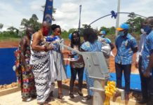 Cowbell Provides Potable Water To Two Communities In Bosome Freho
