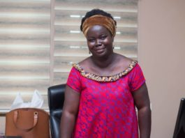 Dr M Efua Commeh Deputy Programme Manager Of Non Communicable Diseases Control At The Ghana Health Service