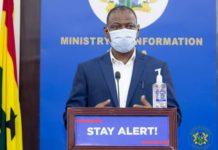 Dr Patrick Kuma Aboagye