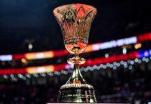 FIBA Basketball World Cup trophy. (Photo by FIBA)