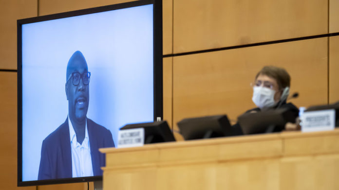 George Floyd S Brother Addresses The Un Human Rights Council On June