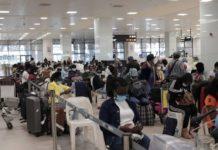 Ghanaian Evacuees