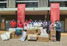 Health Company Donation