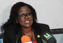 Madam May Obiri Yebaoh Director General